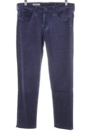 Adriano Goldschmied 7/8-Hose blau Casual-Look