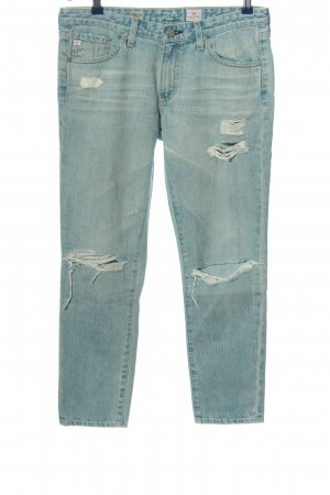 Adriano Goldschmied 7/8 Jeans blau Casual-Look