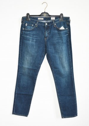 Adriano Goldschmied AG Jeans 32 stretch - The Stilt - tolles blau - edel