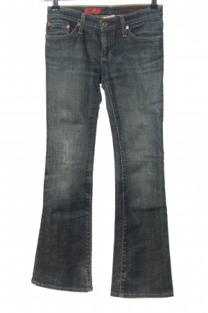 Adriano Goldschmied Boot Cut Jeans blau Casual-Look