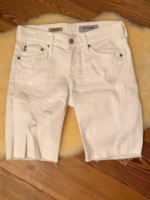 Adriano Goldschmied Denim Shorts white