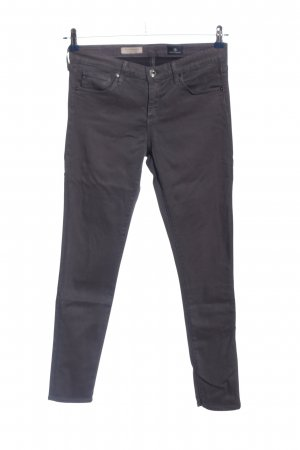 Adriano Goldschmied Five-Pocket-Hose hellgrau Casual-Look