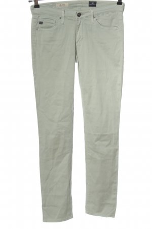 Adriano Goldschmied Five-Pocket Trousers green casual look