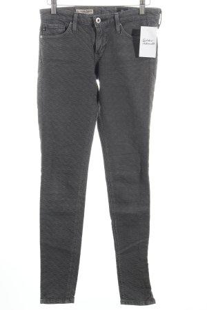 Adriano Goldschmied Pantalón de cinco bolsillos gris look Street-Style