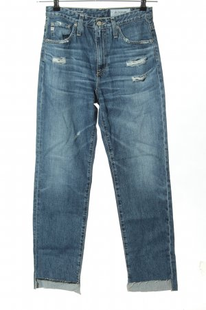 Adriano Goldschmied High Waist Jeans blue casual look