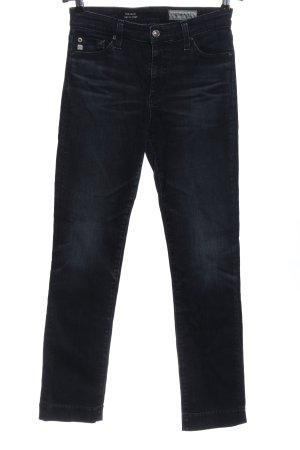 Adriano Goldschmied Jeans a vita alta blu stile casual