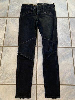Adriano Goldschmied Jeans dunkelblau in Größe 26