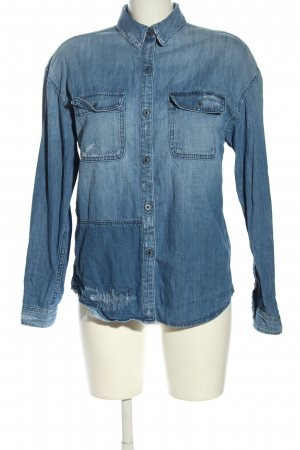 Adriano Goldschmied Jeansbluse