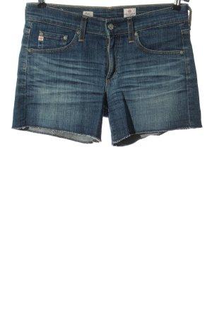 Adriano Goldschmied Denim Shorts blue casual look
