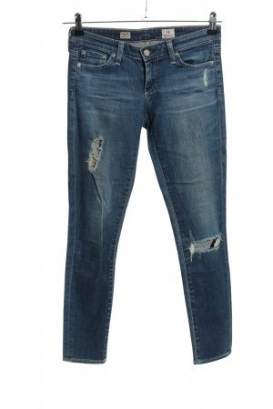 Adriano Goldschmied Jeggings blue casual look
