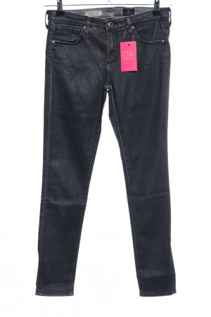 Adriano Goldschmied Jeggings nero stile casual