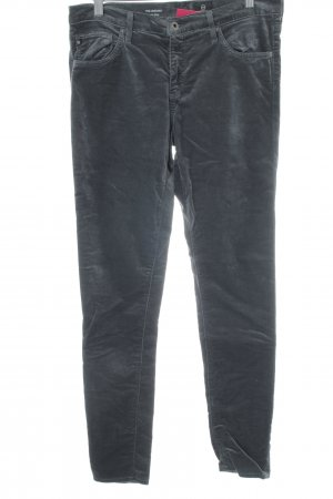 Adriano Goldschmied Drainpipe Trousers anthracite casual look