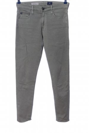 Adriano Goldschmied Drainpipe Trousers light grey casual look