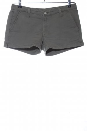 Adriano Goldschmied Shorts light grey casual look