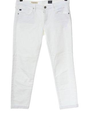 Adriano Goldschmied Skinny Jeans weiß Casual-Look