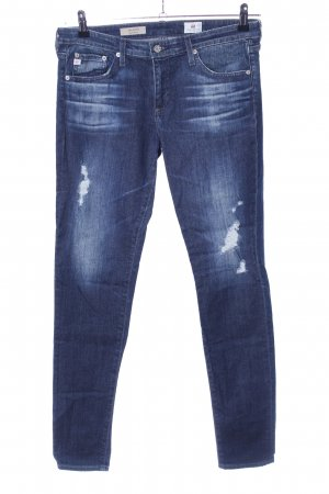 Adriano Goldschmied Skinny jeans blauw casual uitstraling
