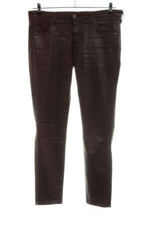 Adriano Goldschmied Skinny Jeans braun Casual-Look