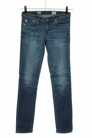 Adriano Goldschmied Slim jeans blauw casual uitstraling