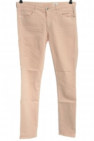 Adriano Goldschmied Slim Jeans nude Casual-Look