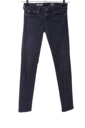 Adriano Goldschmied Slim jeans zwart casual uitstraling