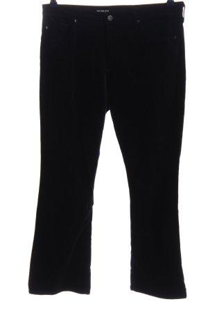 Adriano Goldschmied Spodnie materiałowe czarny W stylu casual