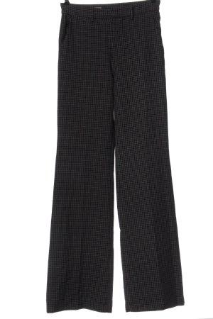 Adriano Goldschmied Spodnie materiałowe Wzór w kratkę W stylu biznesowym