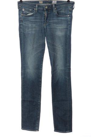 Adriano Goldschmied Jeansy z prostymi nogawkami niebieski W stylu casual