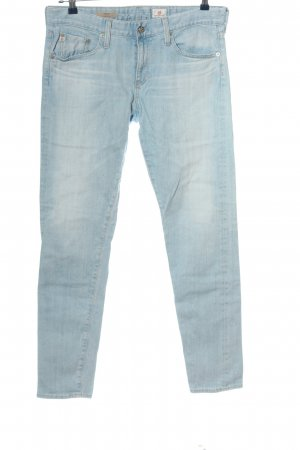 Adriano Goldschmied Straight Leg Jeans blue casual look