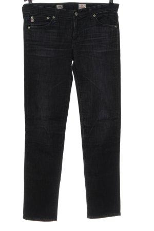 Adriano Goldschmied Jeansy z prostymi nogawkami czarny W stylu casual