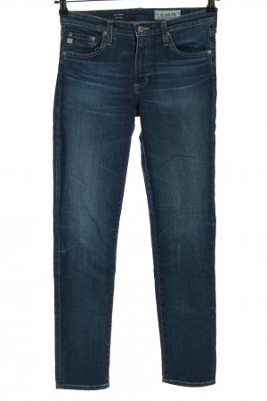 Adriano Goldschmied Stretch jeans blauw casual uitstraling