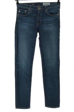 Adriano Goldschmied Stretch Jeans blau Casual-Look