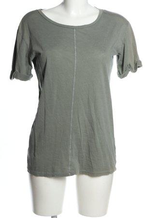 Adriano Goldschmied T-Shirt khaki casual look