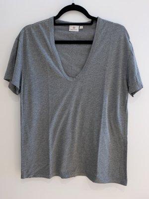 Adriano Goldschmied V-Auschnitt-Shirt