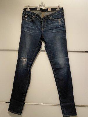 Adriano Goldschmied Slim Jeans dark blue