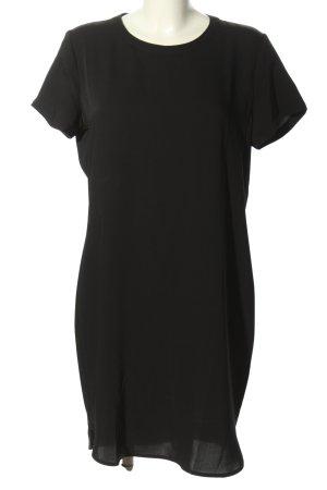 Adrienne Vittadini Shortsleeve Dress black casual look