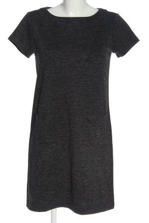 Adrienne Vittadini Sukienka z krótkim rękawem jasnoszary W stylu casual