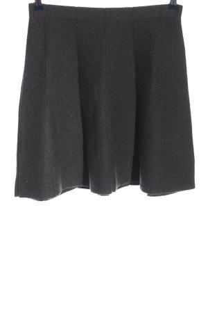 Adrienne Vittadini Spódnica z dzianiny jasnoszary Melanżowy W stylu casual