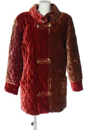 Adrion Veste mi-saison rouge-brun style décontracté