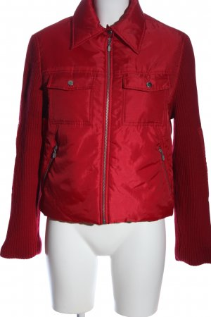 Advantage Down Jacket red casual look