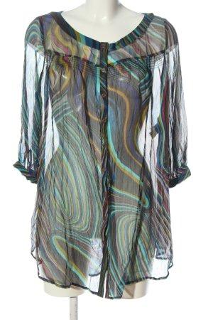 Ae boutique BY ELEGANCE S.A. PARIS Koszulowa bluzka Na całej powierzchni