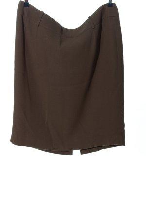 ae elegance Ołówkowa spódnica brązowy W stylu casual