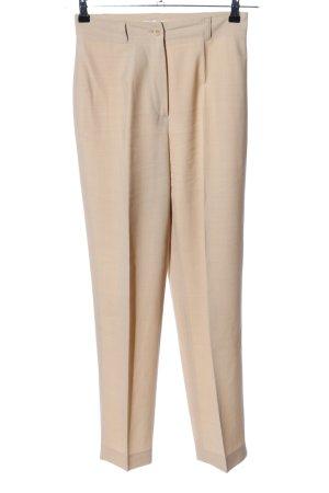 ae elegance Pleated Trousers cream casual look