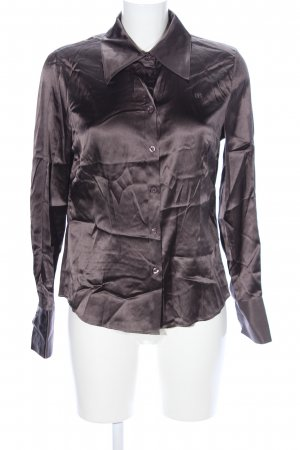 ae elegance Shirt Blouse bronze-colored business style