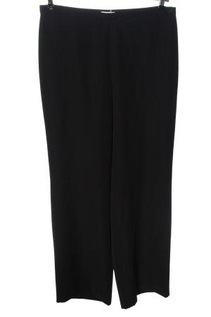 ae elegance Pantalon taille haute noir style d'affaires
