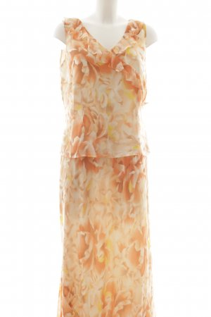 ae elegance Kostüm mehrfarbig Elegant