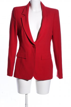 ae elegance Short Blazer red business style