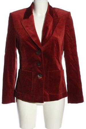 ae elegance Kurz-Blazer rot Elegant