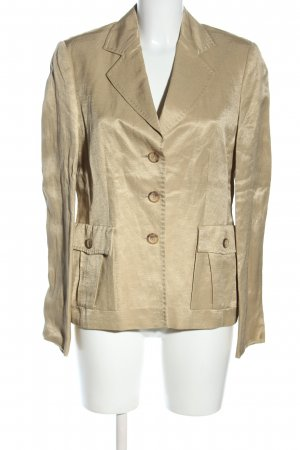 ae elegance Long-Blazer creme Casual-Look