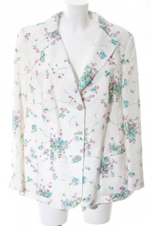 ae elegance Long Blazer flower pattern casual look