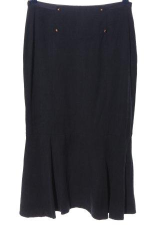 ae elegance Midi Skirt blue casual look